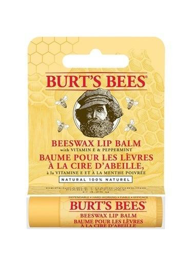 Burt's Bees Burt's Bees Beeswax Lip Balm 2.5g Renksiz